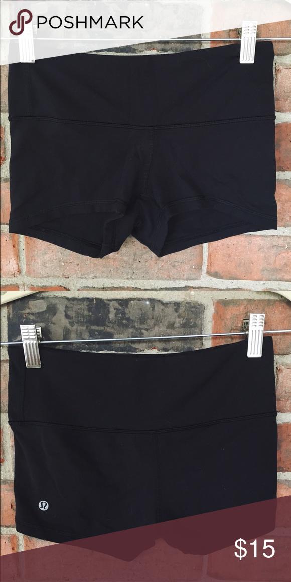 Bare spank shorts