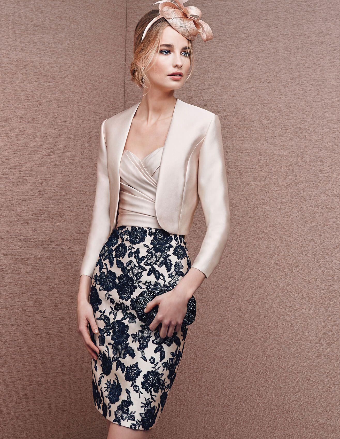 Vestidos cortos y elegantes para ir de boda | dress | Pinterest ...