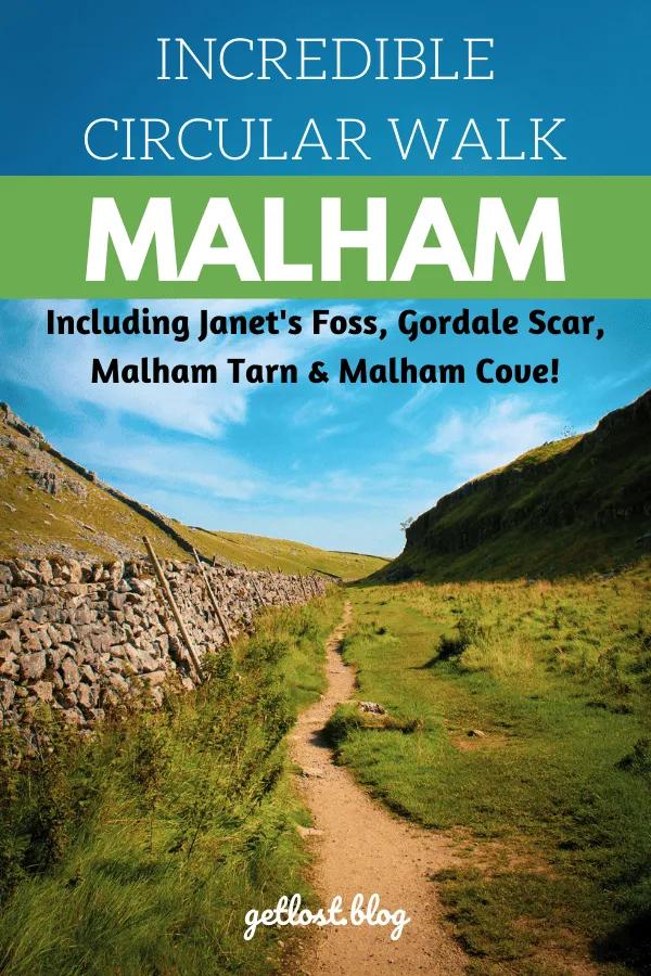 Malham Circular Walk: Janet's Foss, Gordale Scar,