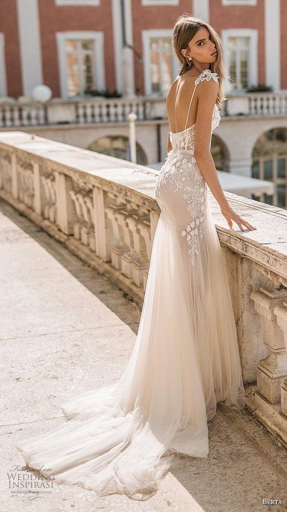 Berta Privée 2019 Wedding Dresses   Wedding Inspirasi