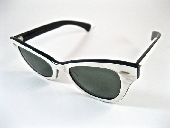 32504362e0 RESERVED-------Ray-Ban vintage cat eye white mother of pearl layered ...