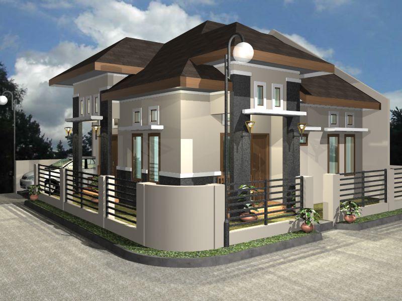 Desain Rumah Mewah Modern 1 Lantai 2015 Model Desain Rumah Desain Rumah Rumah Minimalis Rumah