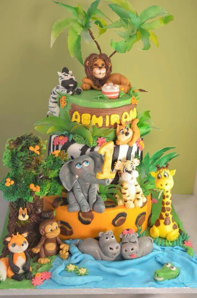 The Jungle Book Cake Is A Nostalgic Disney Sweet Jungle Book