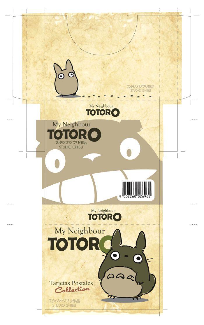 empaque totoro by on deviantart totoro totoro peanuts comics comics. Black Bedroom Furniture Sets. Home Design Ideas