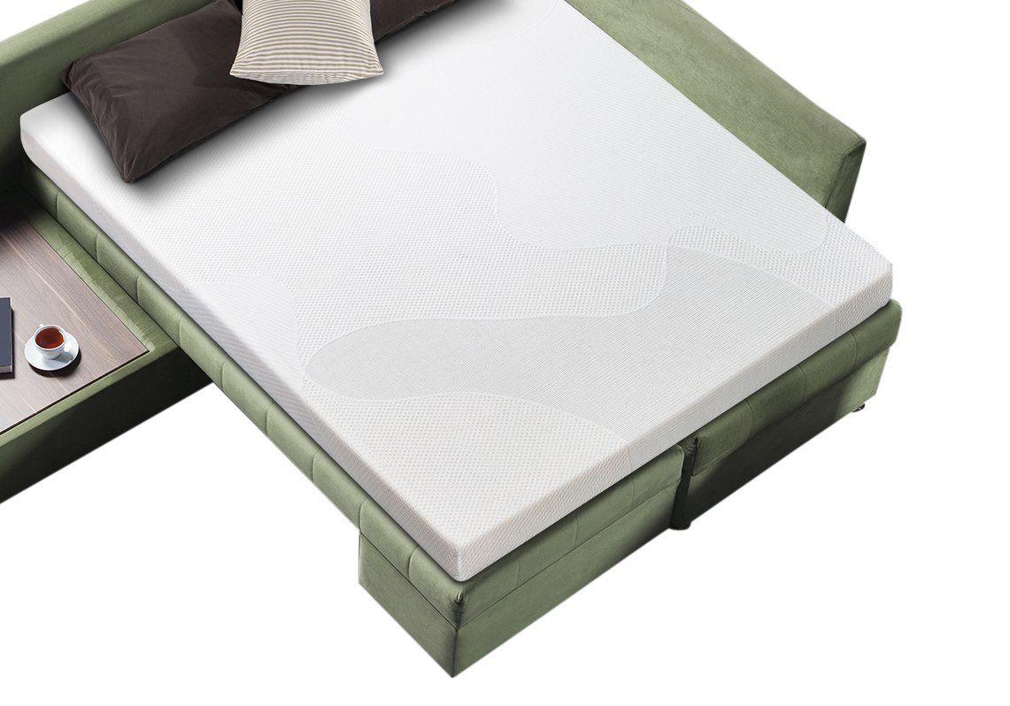 Zinus Sleep Master Cool Gel Memory Foam 5 Inch Sleeper