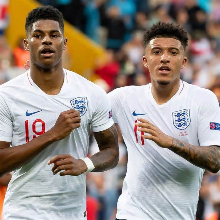 Marcus Rashford Talks Jadon Sancho Manchester United More in B/R Q&A . Get the latest news for #manchesterunited inside pinterest on this board. Dont forget to Follow us. #manchesterunitednews #manchesterunitedvs #manchesterunitedgoals #viraldevi. April 02 2020 at 02:18AM