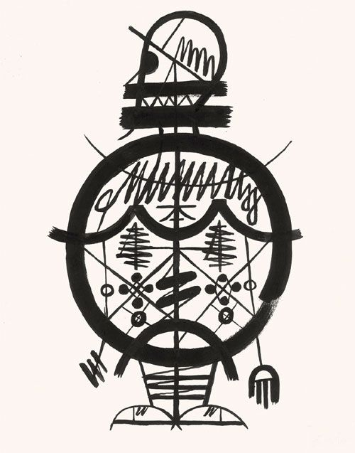 Blog: Everything is Connected by Drawn Lines - Doodlers Anonymous