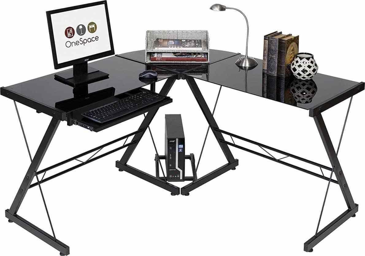 Best L Shaped Desk 2017 Reviews Top Gaming And Computer Desks X Large Stuff L Shaped Desk Home Office Furniture Desk