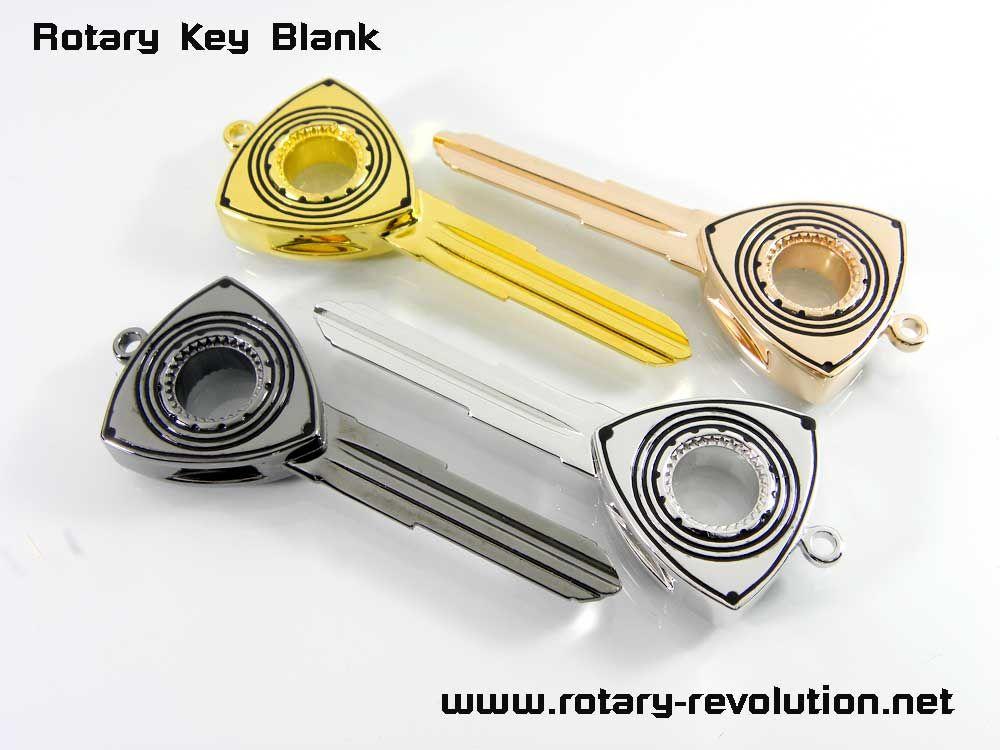 Rotary Key Blank