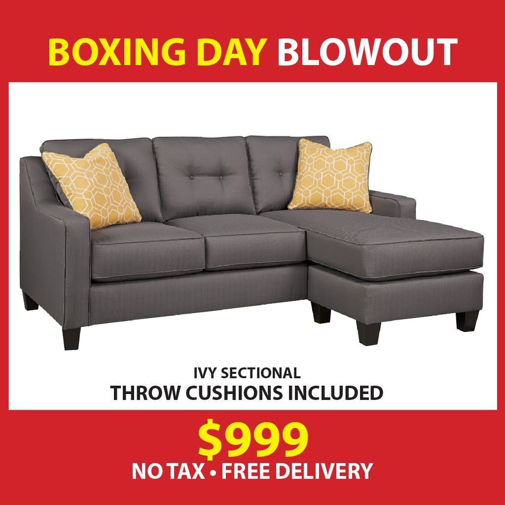 Ivy Sectional Only 999 Including Tax Free Local Delivery