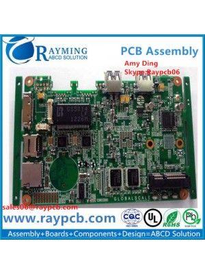 am fm radio receiver module,pcb and pcb assembly, fm radio receiver