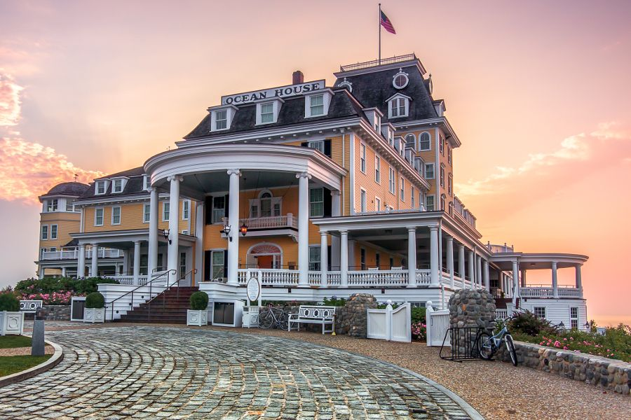 Ocean House Westerly Ri New England Fine Art Photography By Ed King