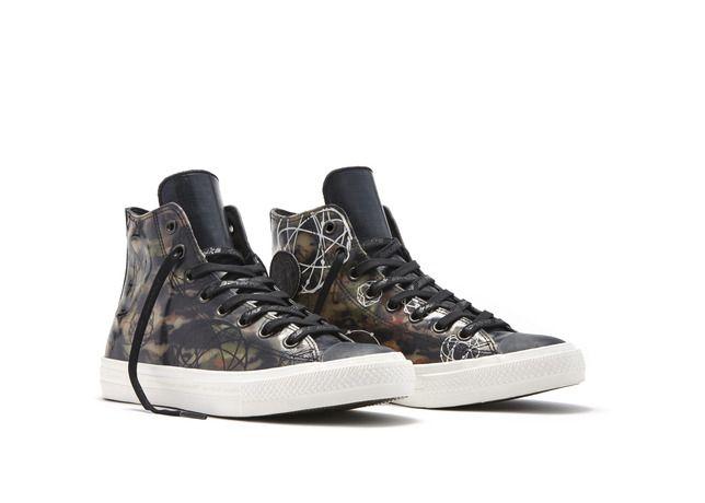 #converse #chucktaylor #futura #collaboration #sneakers #art #artwork #footwear #shoes #leather #waterproof #cons #chucks #camo #camodesign #design