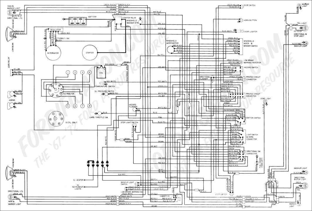 12 electrical wiring diagram ford courier  wiring diagram