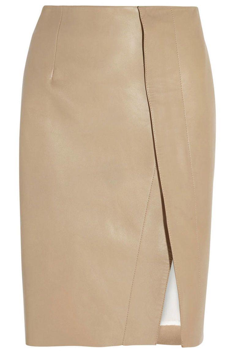 Acne skirt, $1,250, net-a-porter.com.   - HarpersBAZAAR.com