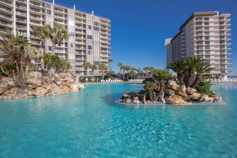 Edgewater Condo In Panama City Beach Florida