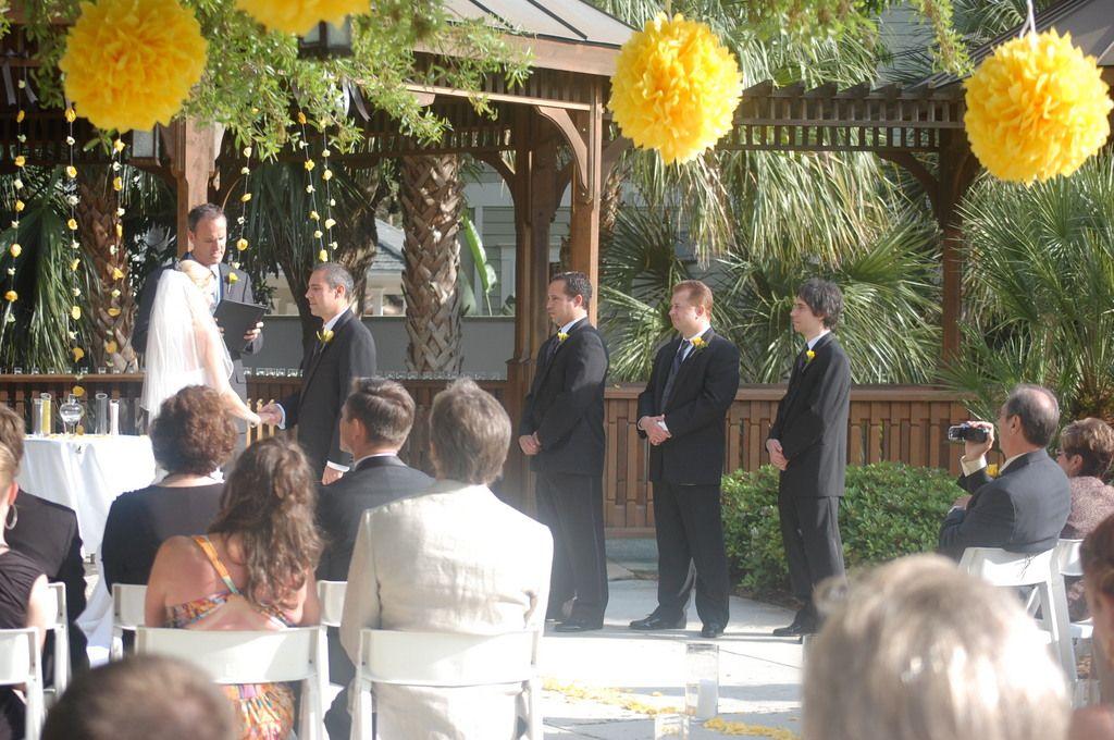 Wedding Ryckman Park Melbourne Beach Florida