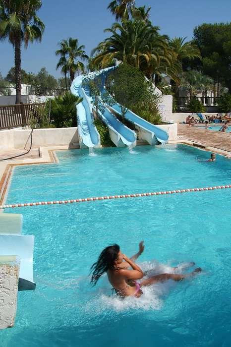 Camping La Masseria    Gallipoli    Pouilles Italie    Piscine - camping en vendee avec piscine pas cher