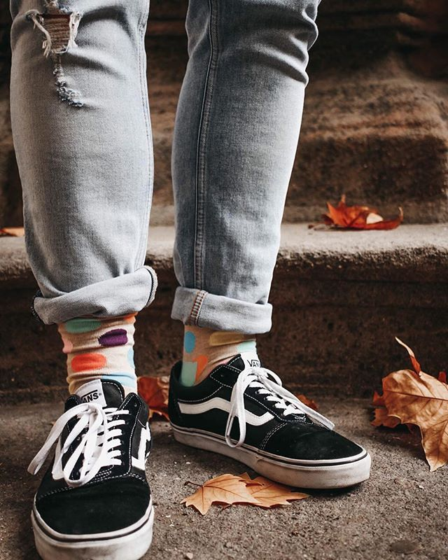 Fall in love with your style. @quentinjacobmax #HappySocks