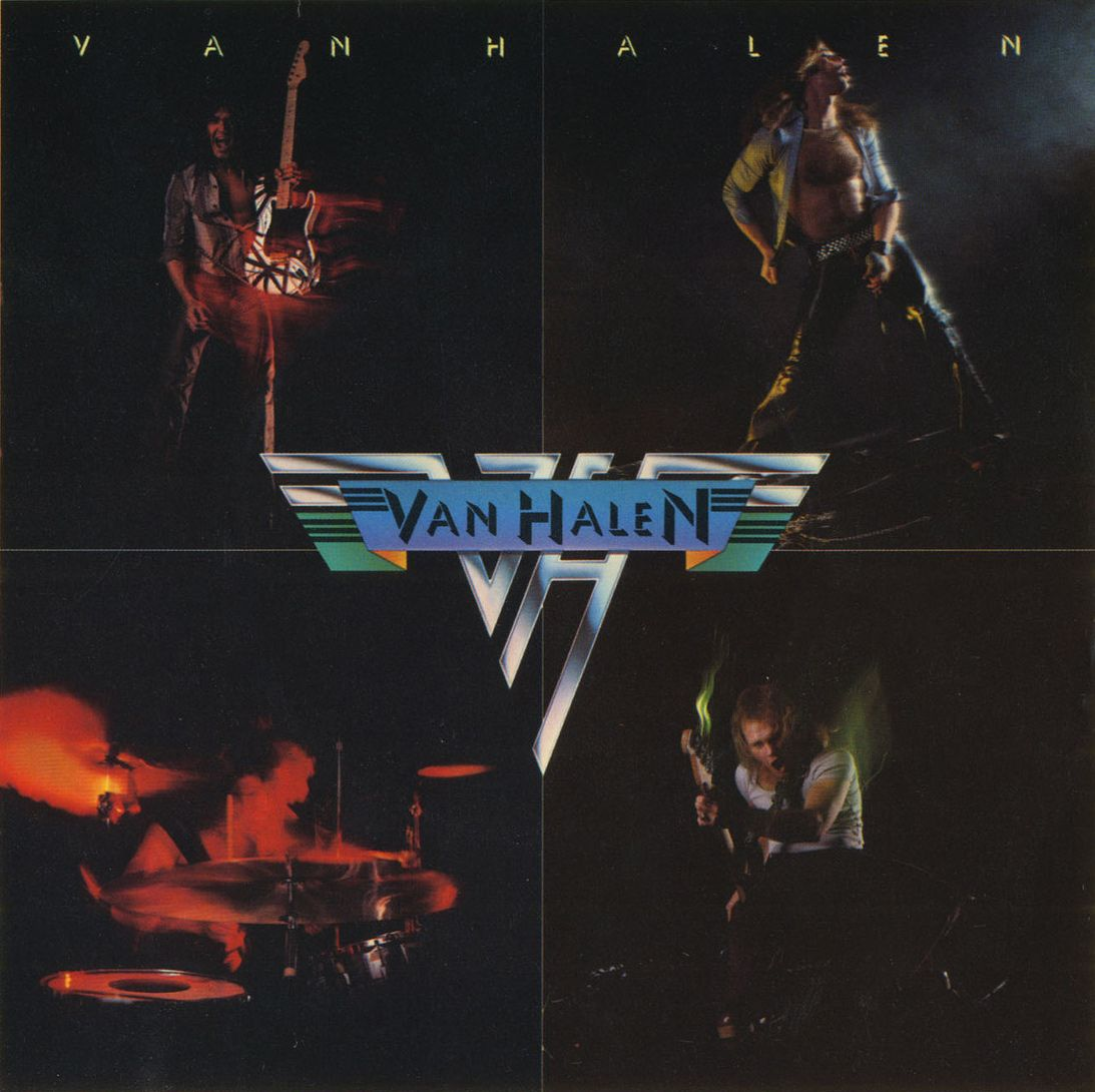 Van Halen Album Van Halen Album Covers Van Halen Classic Rock Albums