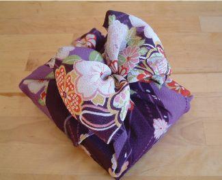 Wrapping idea 1: Furoshiki