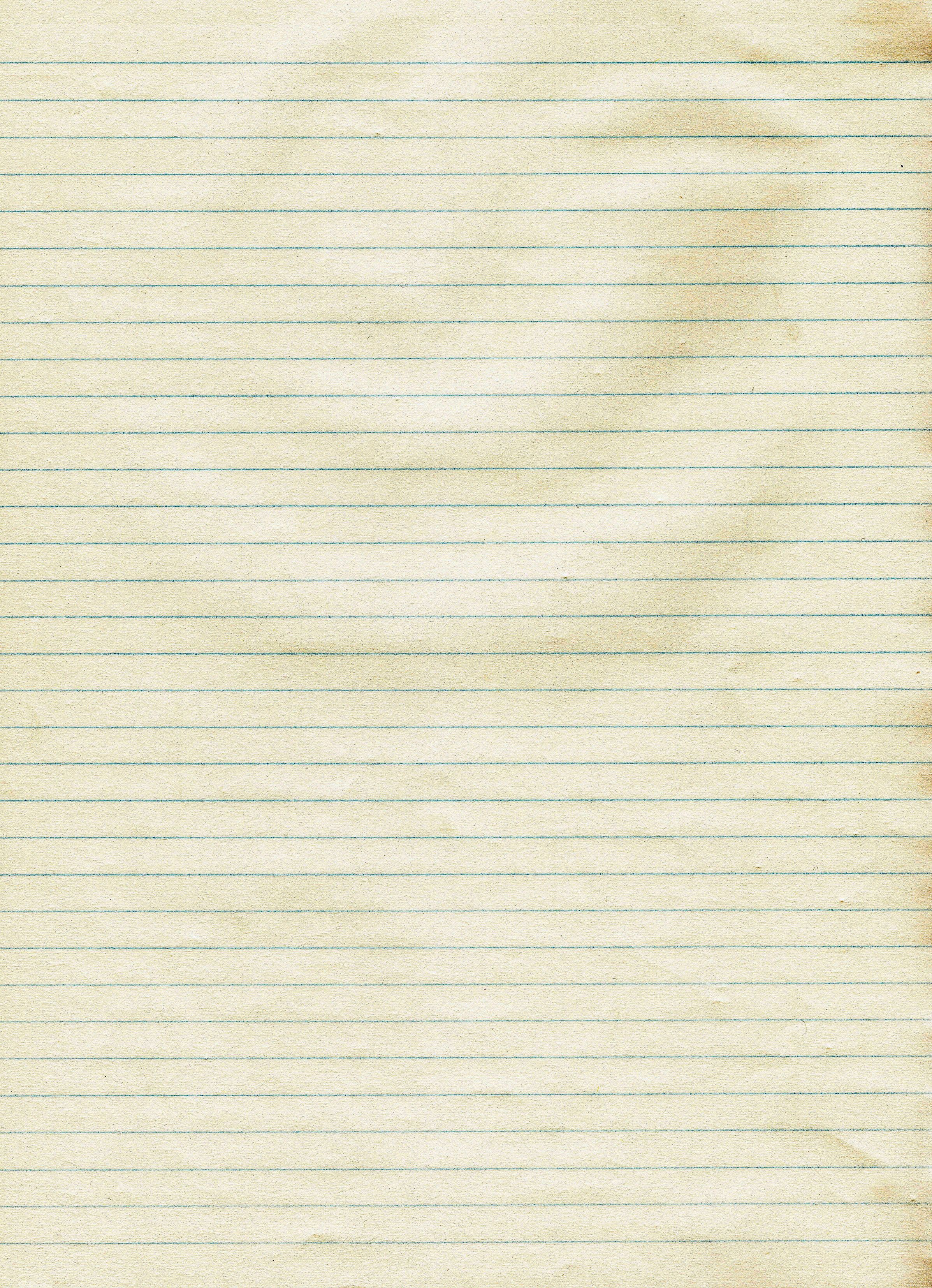 Lined Paper By LlStock On Deviantart  Tutorials