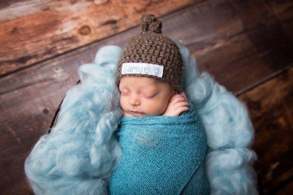 4b7e075964e Newborn Knot Hat