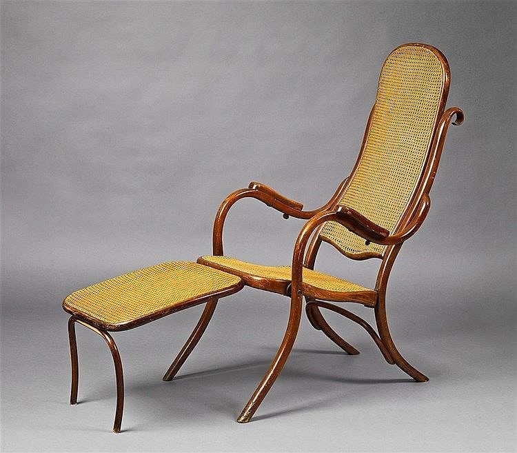 A Thonet Bentwood Armchair Type No 1