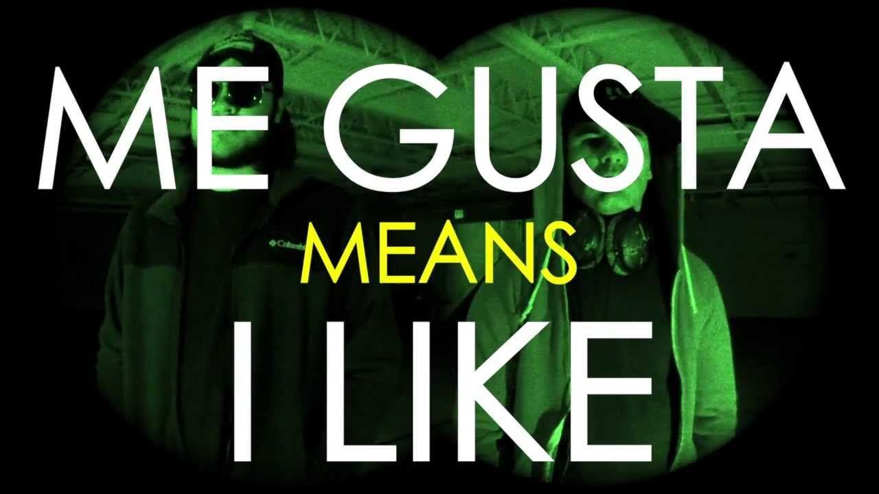 Me Gusta Means I Like - Learn Spanish Verbs | Spanish ...