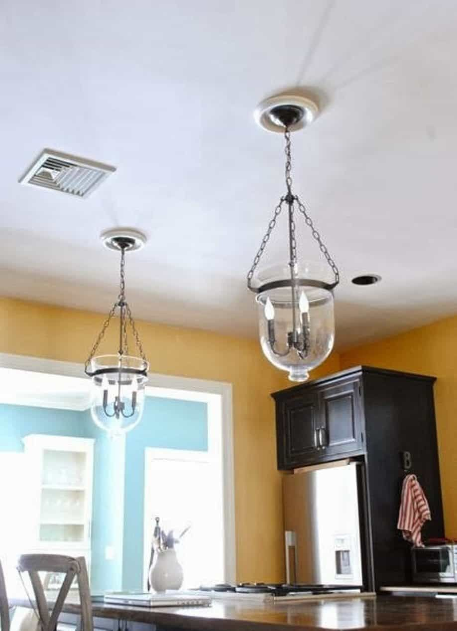 Ceiling Medallions With Pendant Lighting Ceiling Medallions