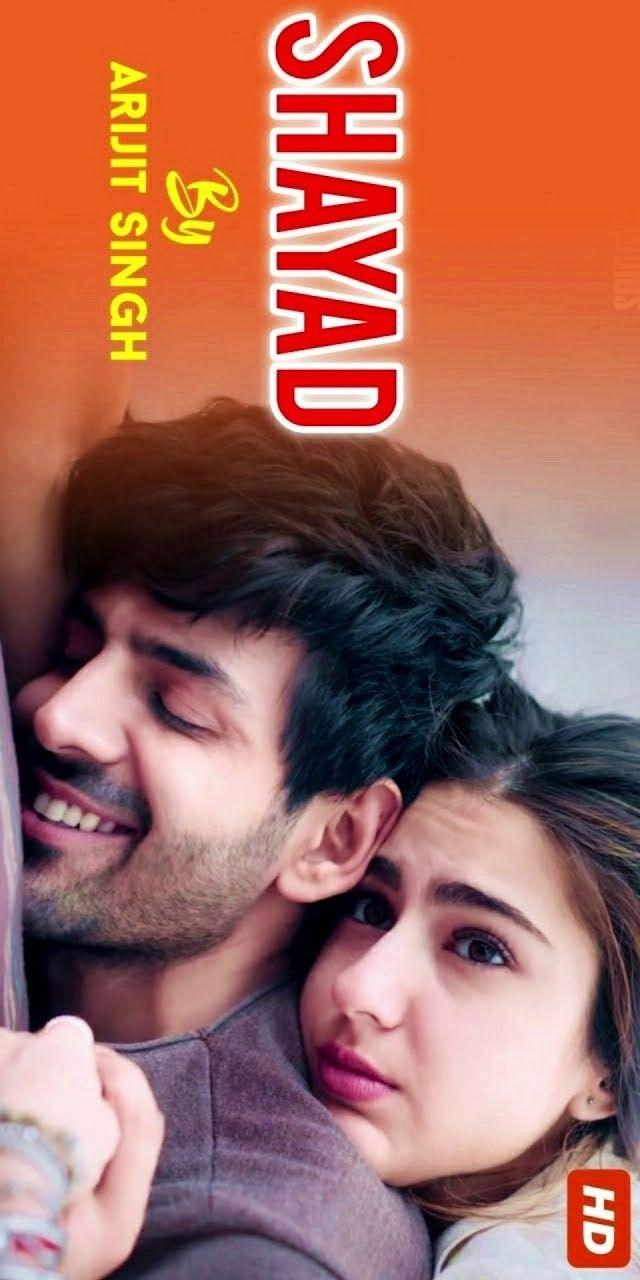 Love Aaj Kal movie (2020) in 2020   Film song, Bollywood