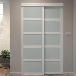 Closet Doors At Menards Frosted Glass Closet Doors Glass Closet Doors Bedroom Closet Doors Sliding