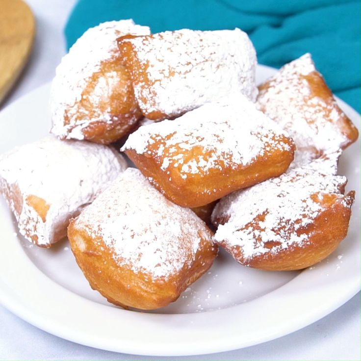 Homemade Beignets - Spicy Southern Kitchen