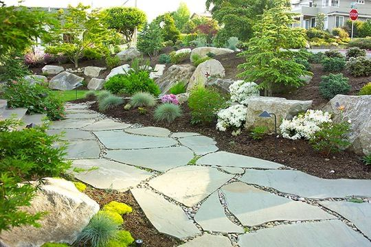 Northwest Landscape Design   Pathway