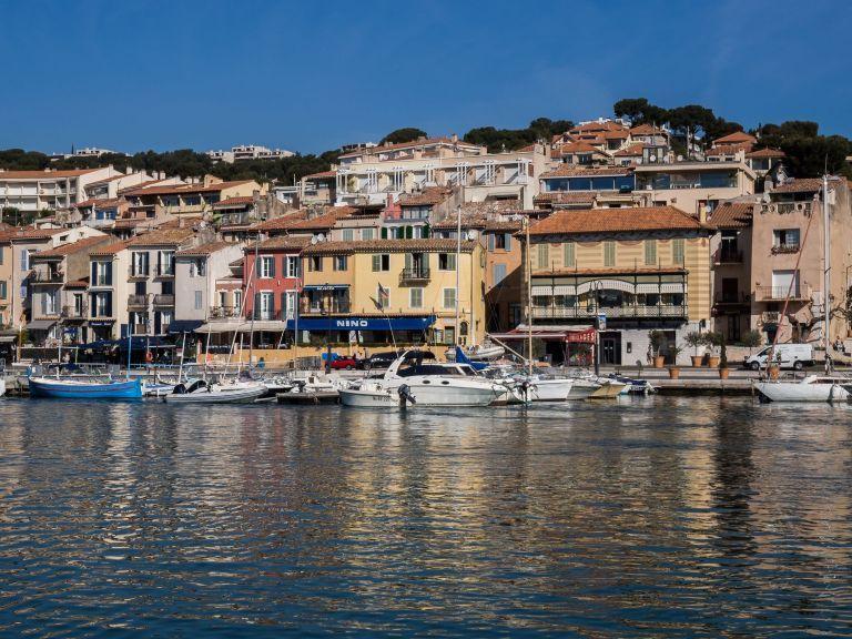 Depart De Cassis Calanque France 5 Et Calanques De Marseille