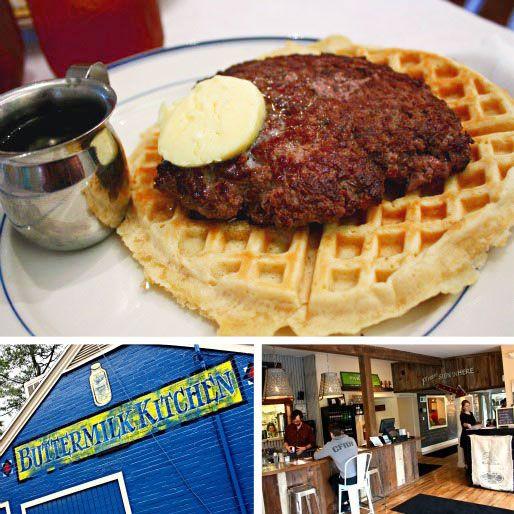 Atlanta: Brunch Burgers Worth Waking Up For at Buttermilk Kitchen ...