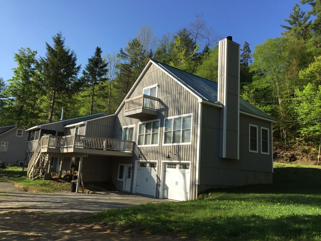 House vacation rental in ludlow vt usa from