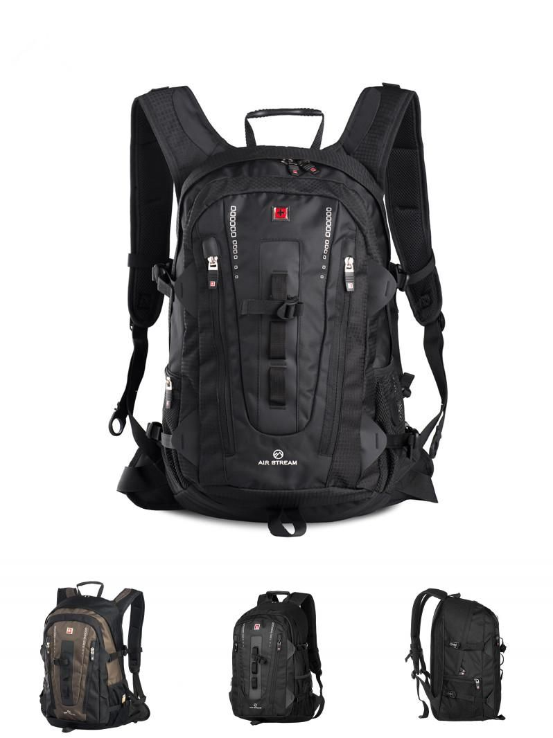 d33b920cd7  Visit to Buy  Swisswin travel laptop backpack for 15.6 inch notebook  business bag brand