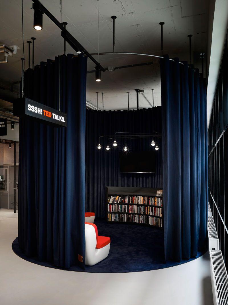 The student hotel in amsterdam hotels pinterest for Raumgestaltung und innenarchitektur