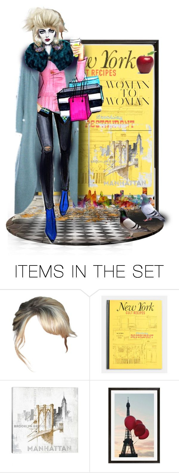 """Woman to Woman"" by almadiana ❤ liked on Polyvore featuring art"