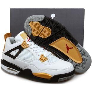 timeless design 1f610 abe45 http   www.anike4u.com  New Nike Air Jordan IV Mens