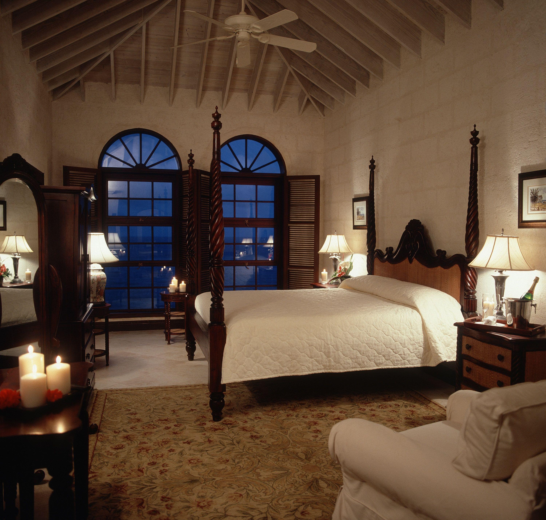The Crane Resort, Barbados. Master bedroom.