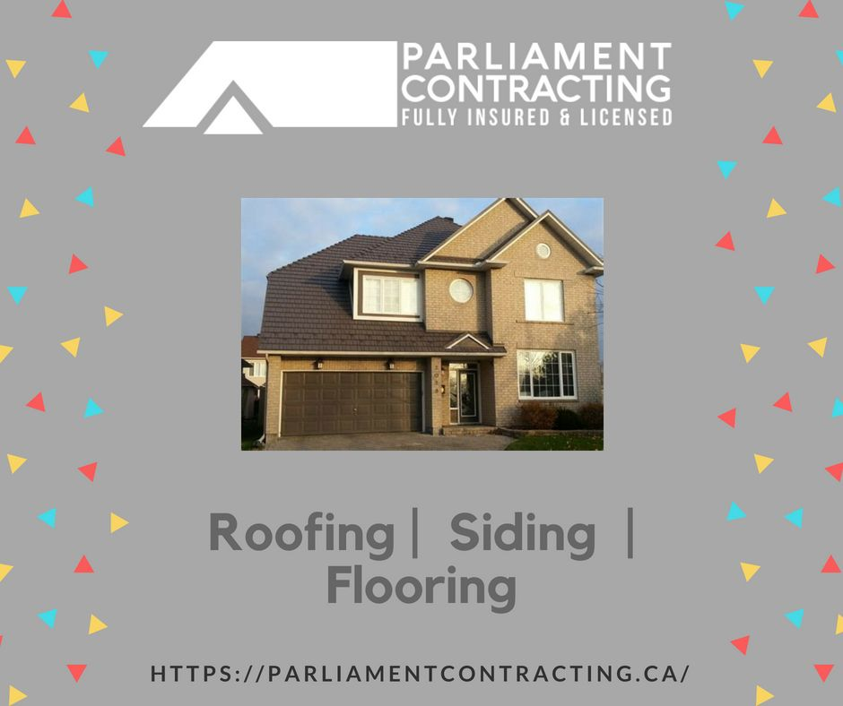 Ottawa Roofing Siding Company Parliament Contracting Roofing Siding Cool Roof