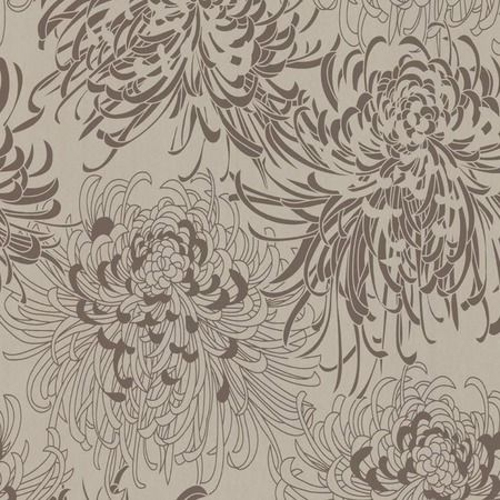 Chrysanthemum Wallpaper from the Chinoiserie Collection event at Joss & Main!