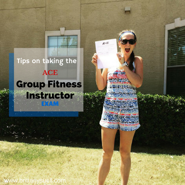 TIPS ON TAKING THE ACE GROUP FITNESS INSTRUCTOR EXAM   Fitness ...