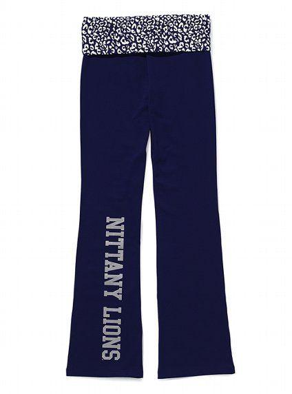 huge selection of a0486 2bac9 Penn State Yoga Pant
