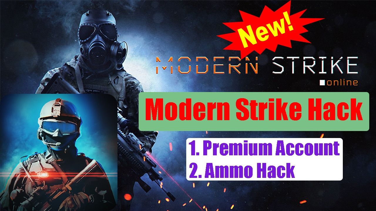 modern strike ios