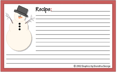 10 Best Images Of Editable Printable Recipe Card Template Christmas Recipe Cards Printable Recipe Cards Template Christmas Recipe Cards