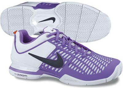 Nike Zoom Breathe 2K10 Women's Tennis Shoes Purple/White/Grey ...