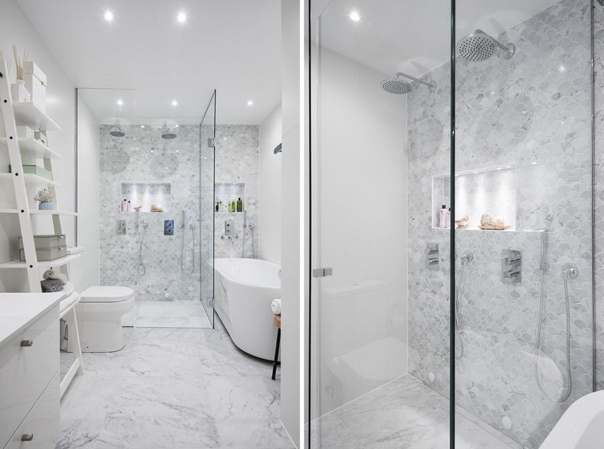 Carrara Marmor marmor bianco carrara u fish scale carrara polished bianco carrara